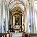 Kirchenaltar in Bayern