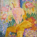 Pointillismus Kunst der Punkte in Wien