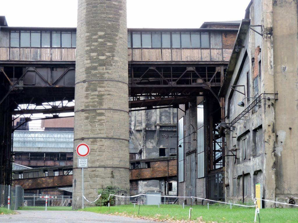 Ostrava Sehenswürdigkeiten am Industriegelände