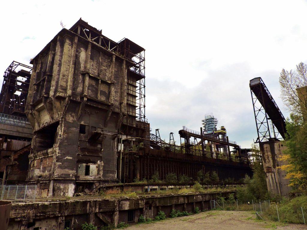 Ostrava Sehenswürdigkeiten - Industriedenkmäler
