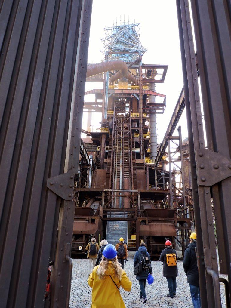 Industrie-Denkmäler -Ostrava Sehenswürdigkeiten