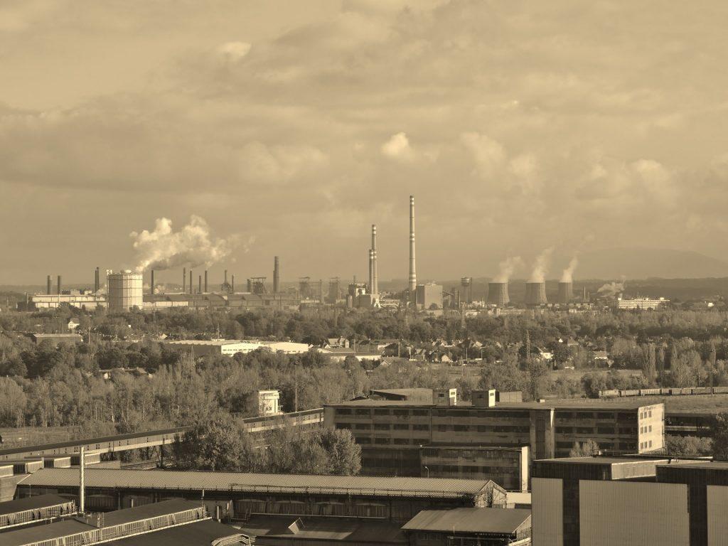Lost place Ostrava-Tschechien