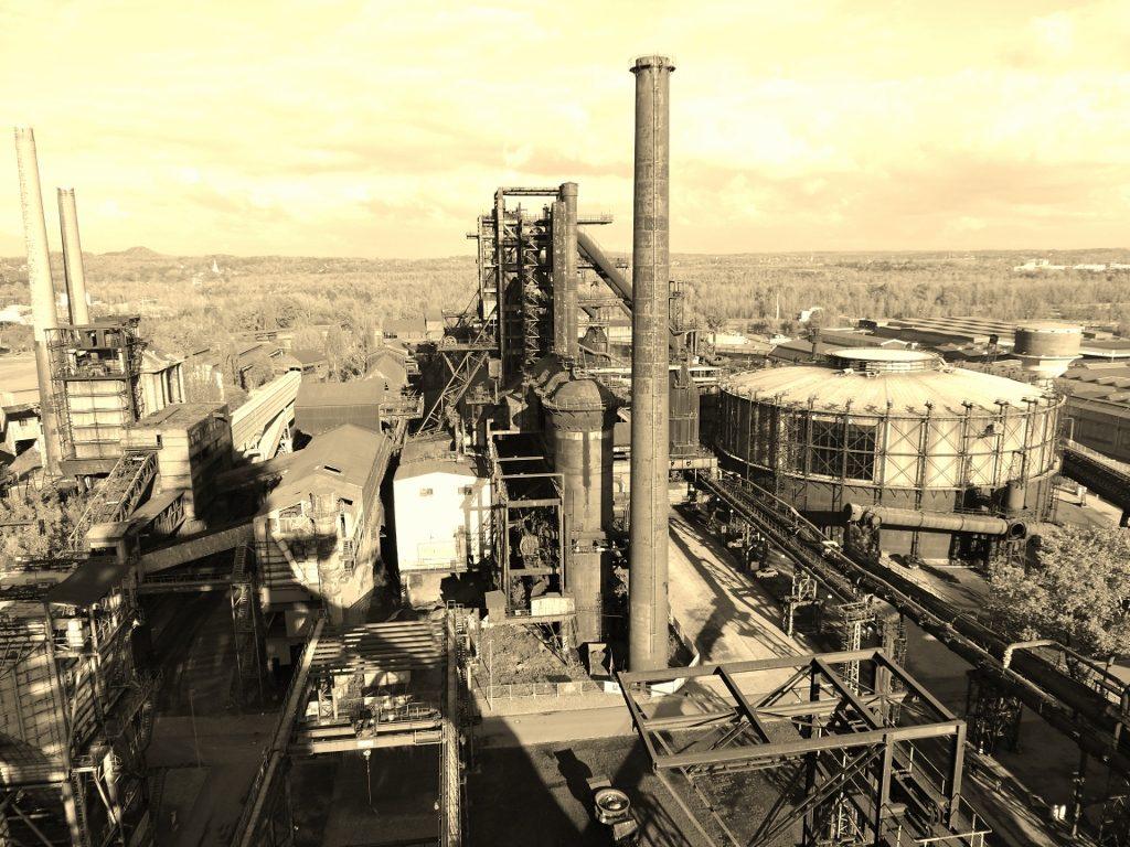 Lost Place Industrieanlage in Ostrava_Tschechien