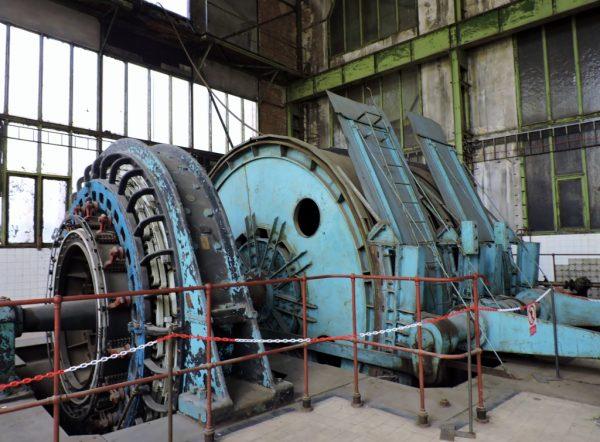 Turbine, Ostrava_Tschechien