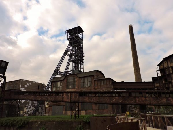 Industrie-Denkmäler_Dolni Vitkovice