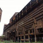 Industriegebäude in Ostrava_Tschechien