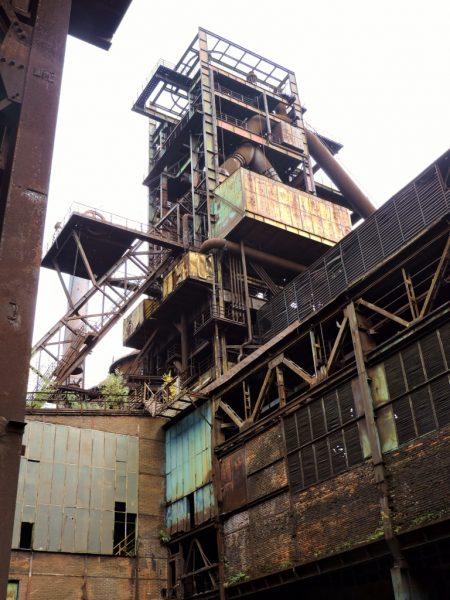 Industriegelände_Industrie-Denkmäler_Tschechien