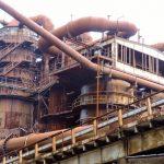 Industrie-Denkmäler_Schwerindustrie in Ostrau, Tschechien