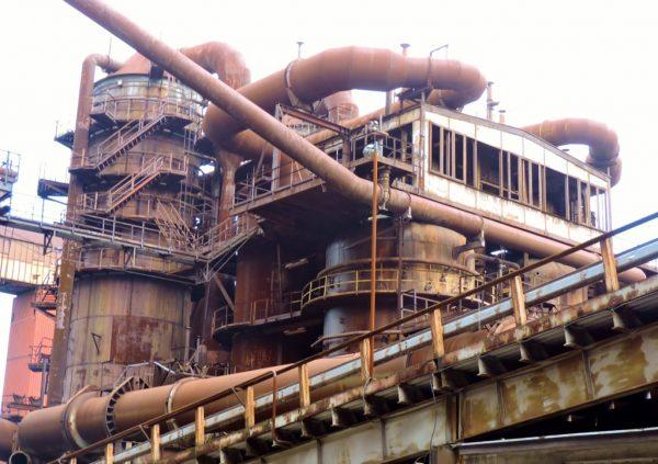 Industriekultur-Denkmäler_Schwerindustrie in Ostrau, Tschechien