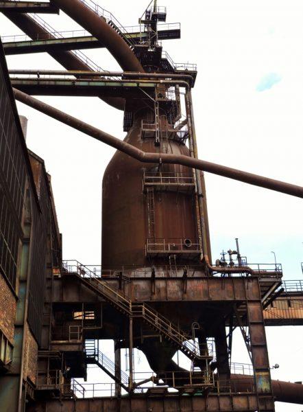 Schwerindustrie_Industrie-Denkmäler_Ostrava