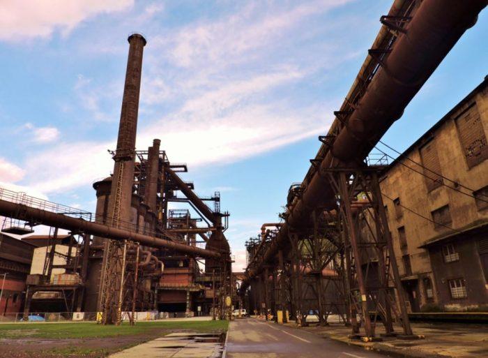 Schwerindustrie ist Industriekultur