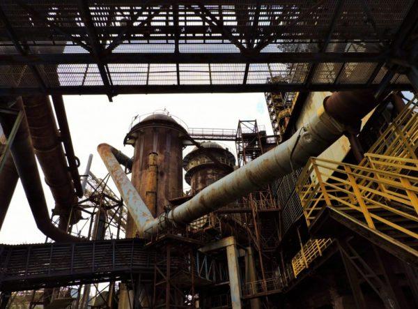 Industriekultur-Denkmäler, Schwerindustrie