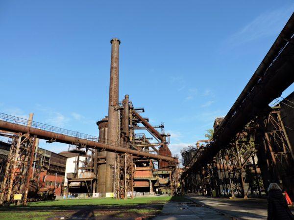 Industrie-Denkmäler_Schwerindustrie in Ostrava