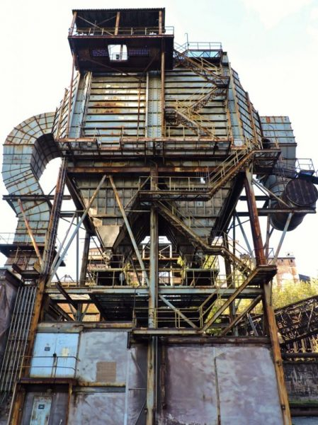 Industriekultur-Denkmäler Tschechien