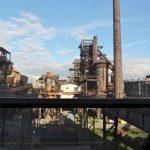Industrie Geländer_Tschechien