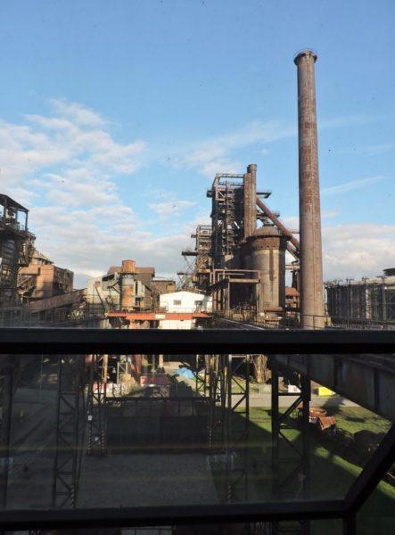 Industrieanlage, Industriekultur-Denkmäler
