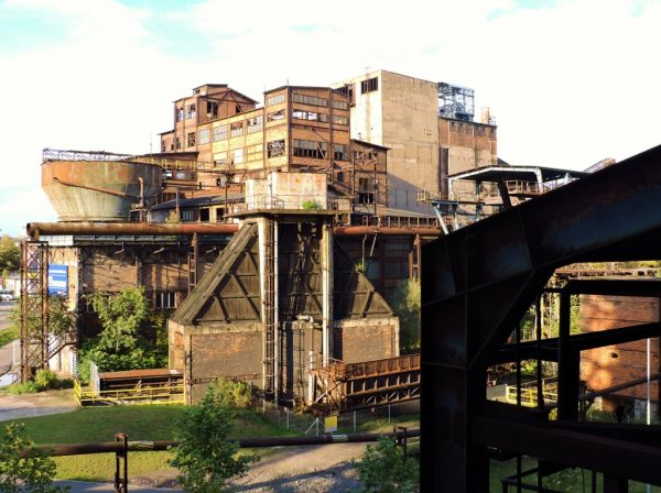 Lost place Industrie-Denkmäler in Ostrava, Tschechien
