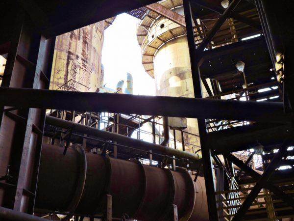 Industrie-Denkmäler_Ostrava, Tschechien