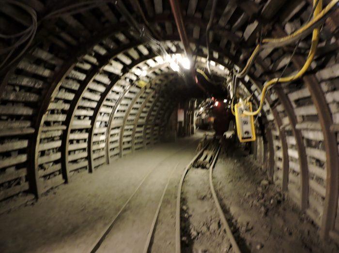 Erlebnis-Bergwerk in 320 m Tiefe