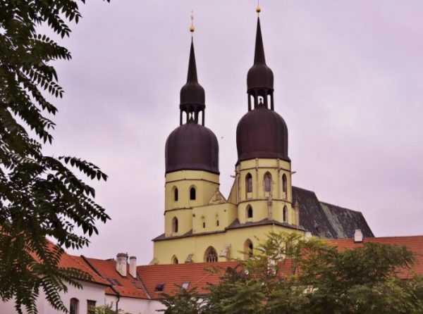 Kirchen von Trnava Slowakei als Ausflugsziel
