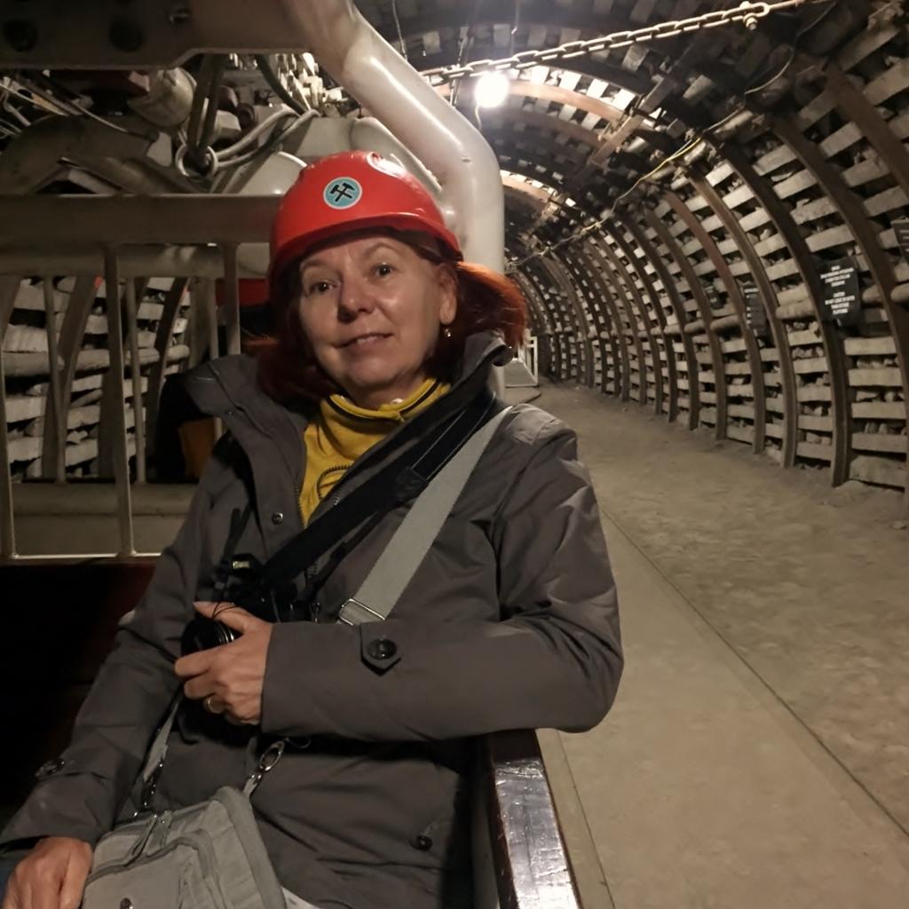 Bergwerksführung_Polen