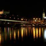 Nacht in Bratislava