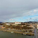 Blick von UFO Bratislava