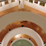 Design Treppe in Museum in Bratislava