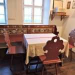 traditionelle Stube in der_Slowakei
