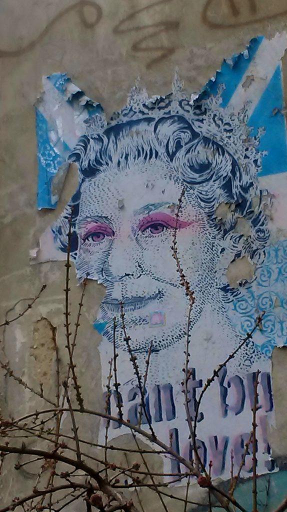 Street Art Graffiti in Wien