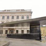 Albertina Museum in Wien