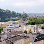 Salzburg Altstadt: Spaziergang über die Berge