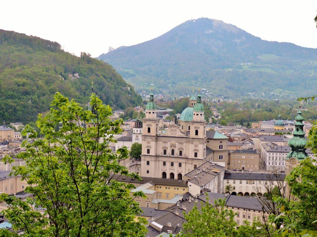 Salzburg Altstadt: Spaziergang
