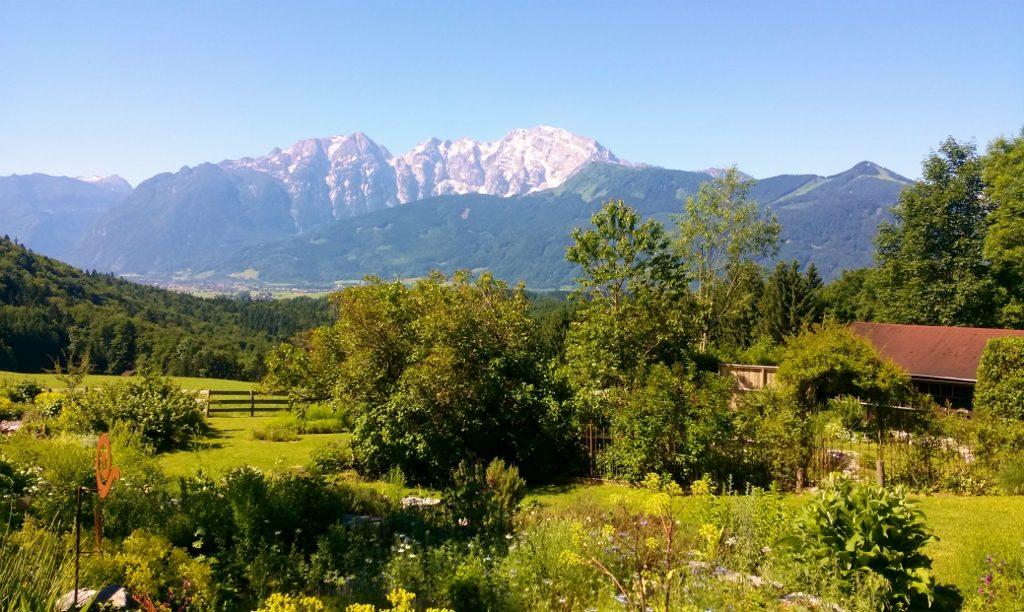 Almurlaub in Salzburg in den Bergen