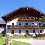 Bauernhaus, Almurlaub Salzburg