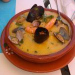 portugisische Brotsuppe