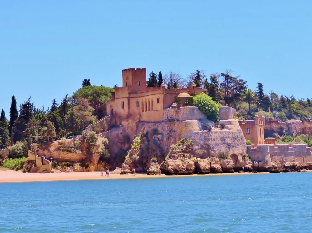 Algarve Urlaub mit Sehenswürdigkeiten am Meer
