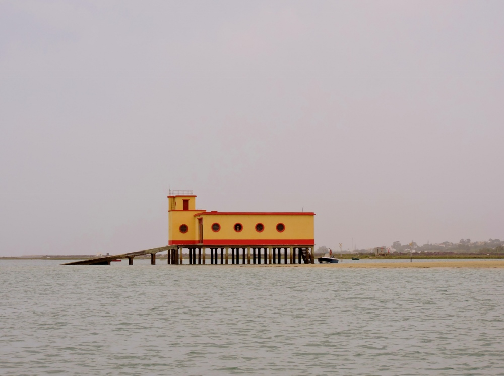 Bootsfahrt Algarve Küste entlang