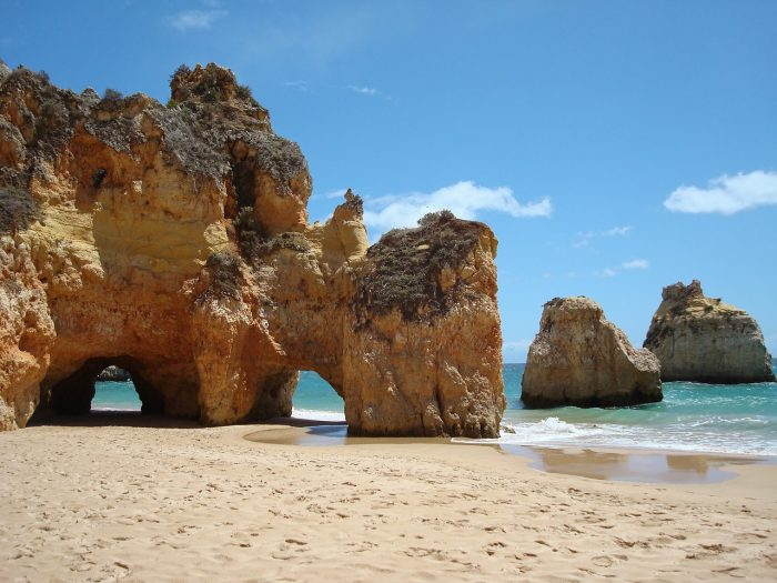 Algarve Meer und Küste