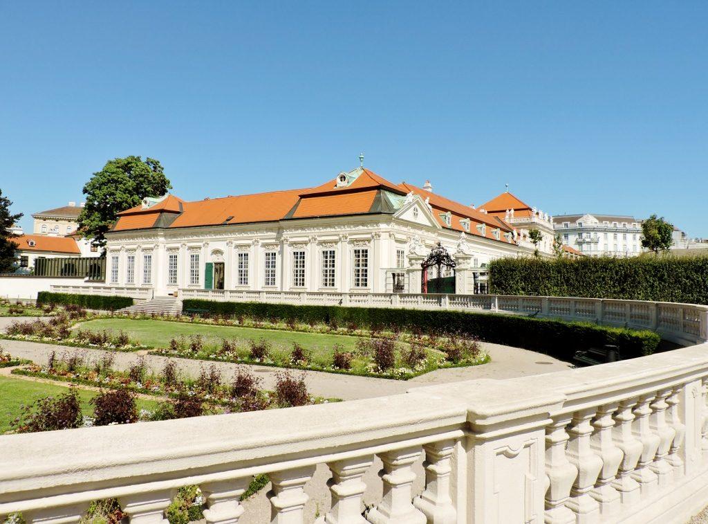 Die Belvedere Schlösser und ihre Kunstschätze