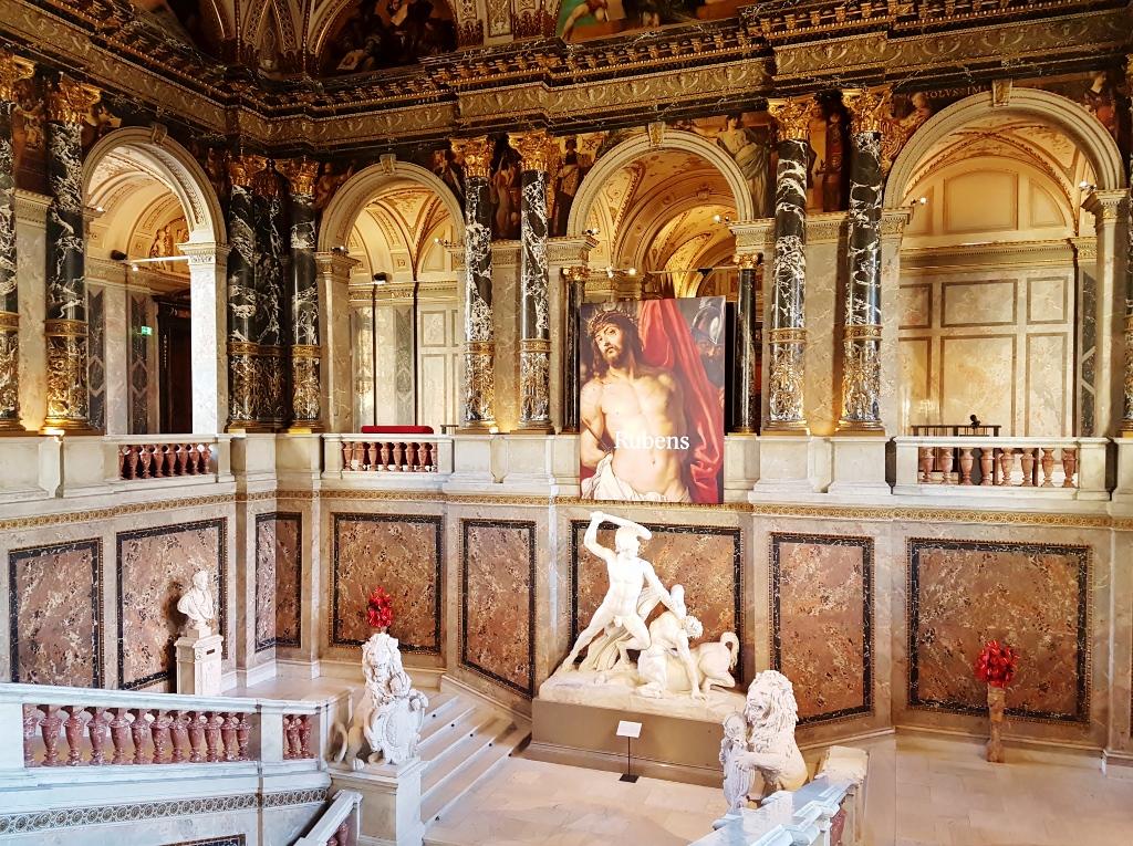 Rubens Ausstellung im KHM Wien