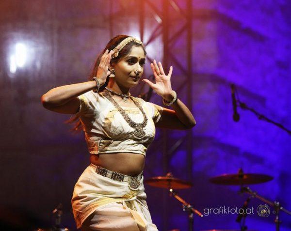 Indische Tanz-Performance im Weltmuseum Wien!