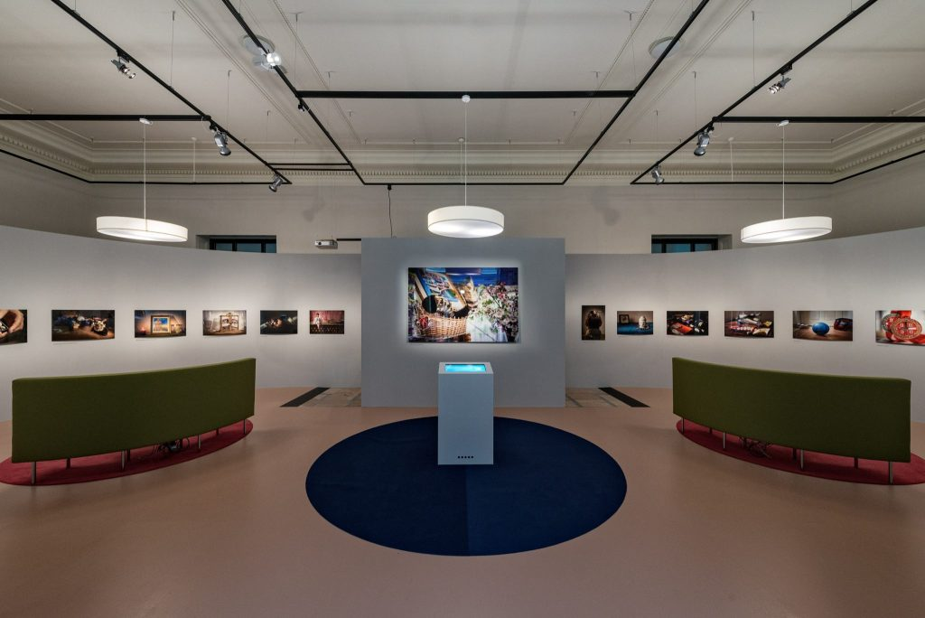 Ausstellungs-Präsentation