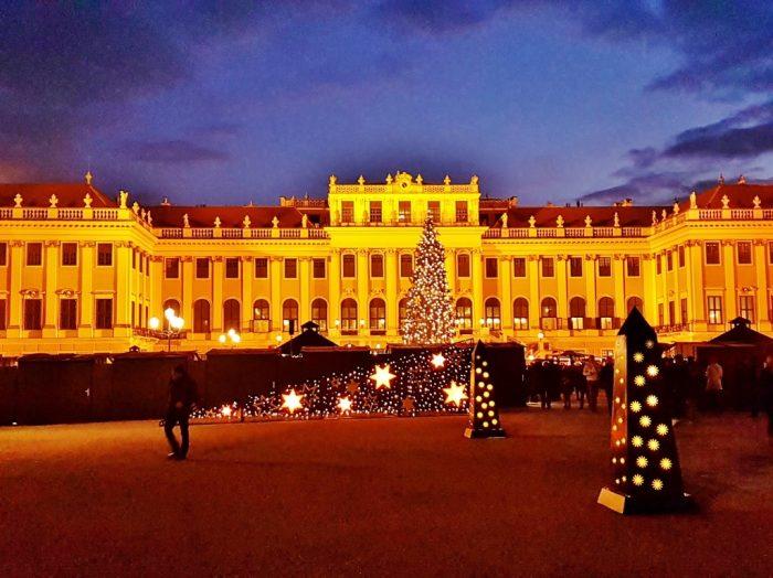 Weihnachtsmärkte Wiens und Schönbrunn