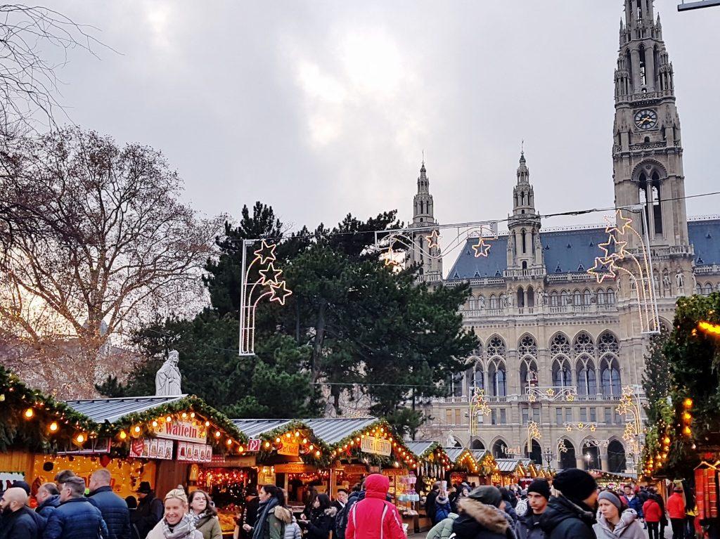 Die beliebtesten Weihnachtsmärkte Wien