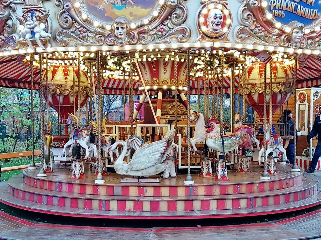 Die beliebtesten Weihnachtsmärkte Wien mit Karusell