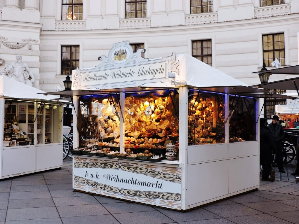Die beliebtesten Weihnachtsmärkte Wiens
