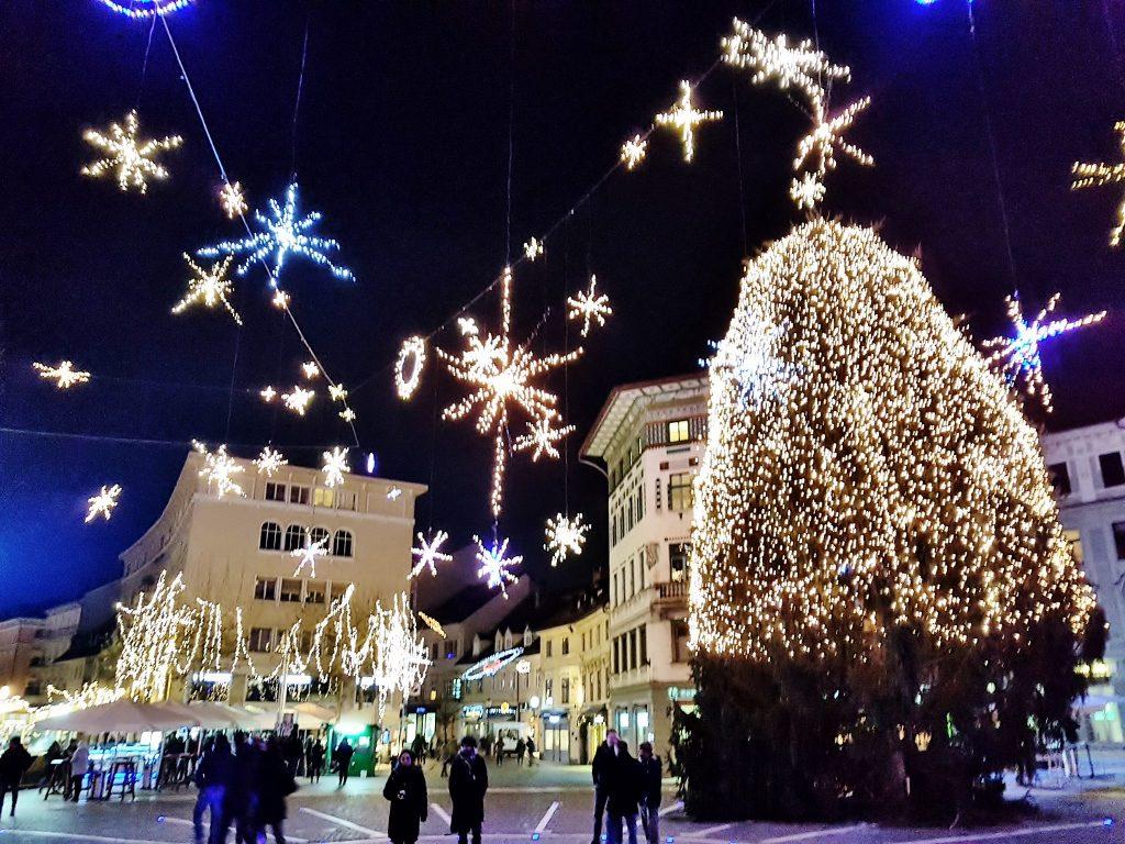 Weihnachtlicher Winterzauber in Slowenien