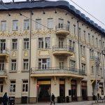 Altstadt Haus im Jugendstil