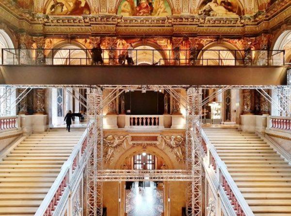 Kunst Vienna im Museum